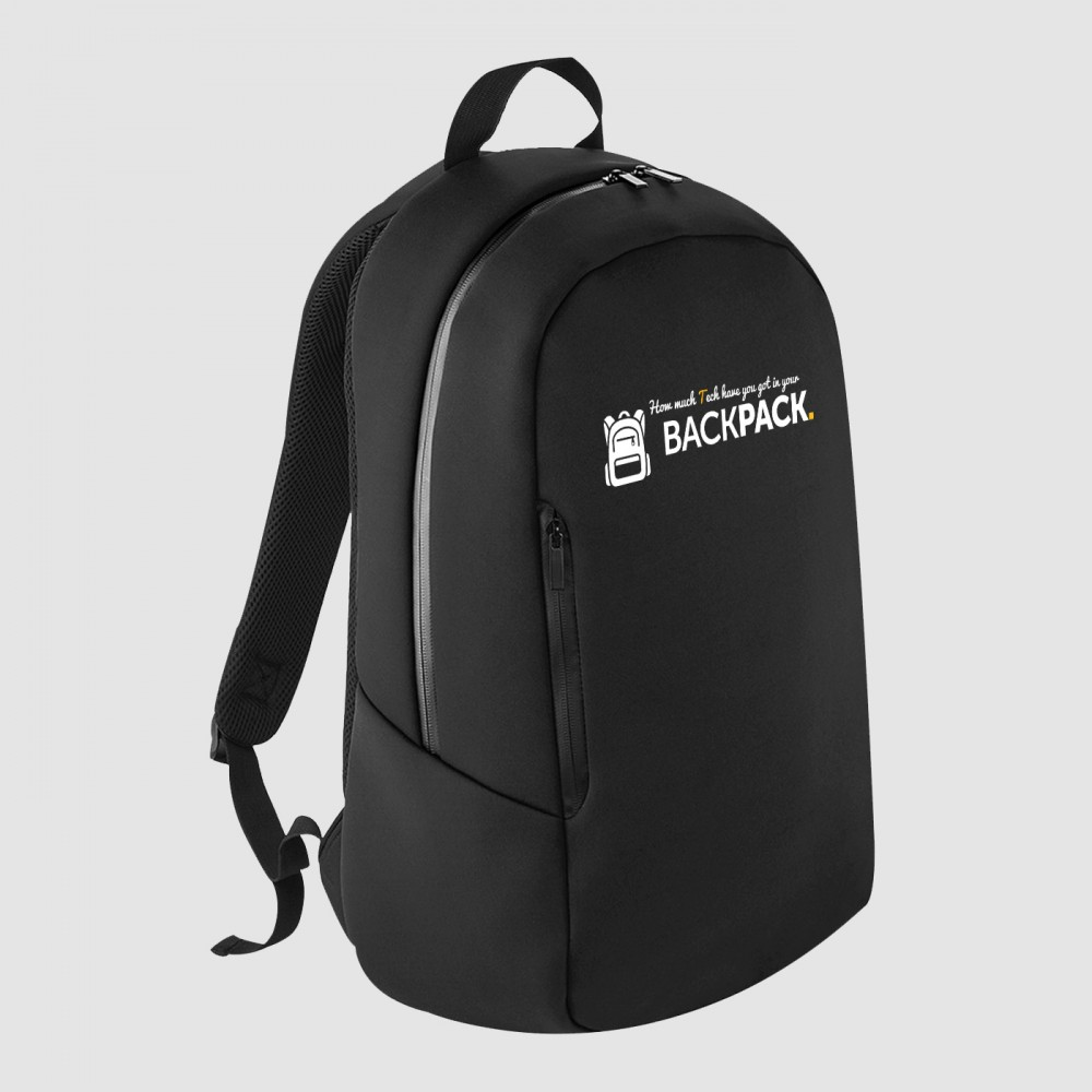 Backpack - How much tech have you got?