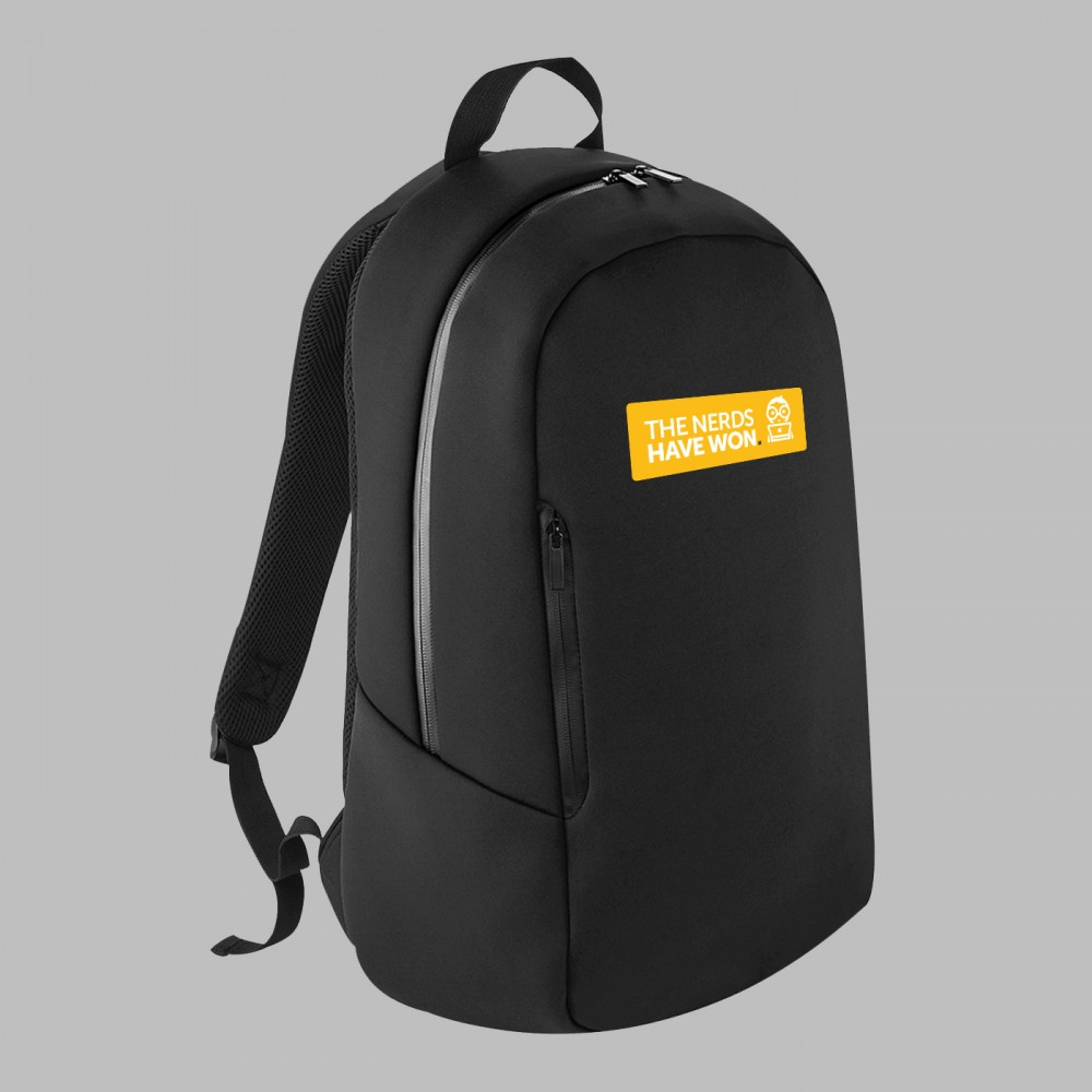 Backpack - The Nerds Have Won
